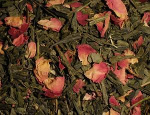 Чай зелёный Сенча Сакура